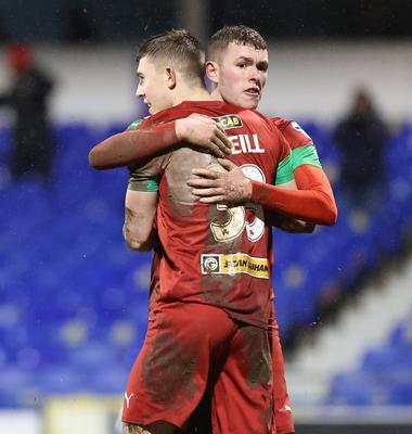Paul O'Neill makes instant impact with late equaliser on Cliftonville debut  - BelfastTelegraph.co.uk