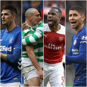 europa league group stage draw in full rangers and celtic face tough groups while arsenal and chelsea discover fate belfasttelegraph co uk europa league group stage draw in full