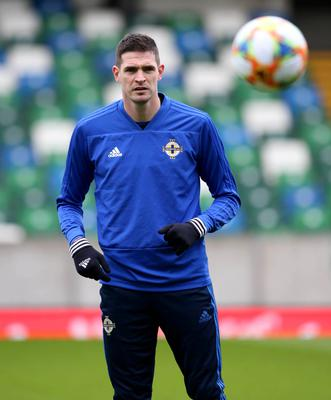 Confirmed Kyle Lafferty To Sign For Serie B Side Reggina After Medical Tomorrow Belfasttelegraph Co Uk