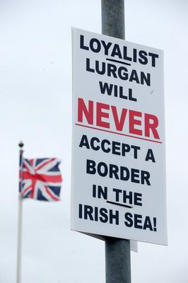 Image result for sinister loyalist posters