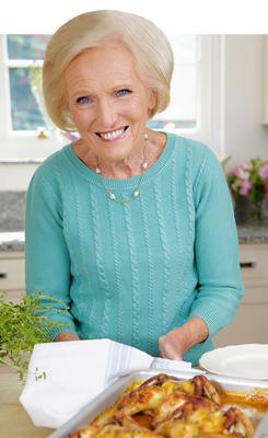 Mary Berry I M Lucky To Have Family And There S Nothing Better Than Cooking With Children Belfasttelegraph Co Uk