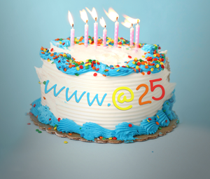 Cool Many Happy Returns The Internet Is Now 25 Years Old Funny Birthday Cards Online Amentibdeldamsfinfo