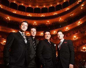 How Leaving Simon Cowell Has Got Il Divo Back In The Groove Belfasttelegraph Co Uk