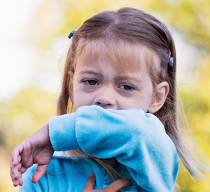 Is Your Little One S Nasty Cough Down To Asthma Or Covid 19 Belfasttelegraph Co Uk