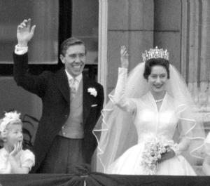 Earl Snowden The Society Snapper Who Wed Princess Margaret Dies