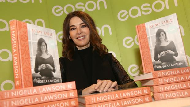 Nigella Lawson Makes Her Mark In Belfast But Where Did Domestic Goddess Dine Out Belfasttelegraph Co Uk