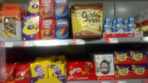 Easter Comes Early Just A Few Days After Christmas Eggs Are On The Shelves Of Northern Ireland Shops Belfasttelegraph Co Uk