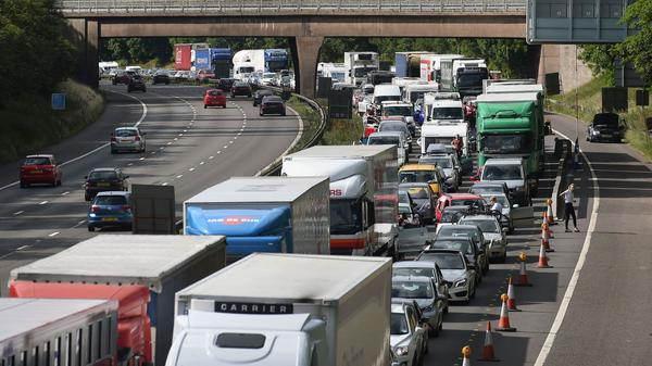 Northern Ireland traffic alerts: Road closures for North