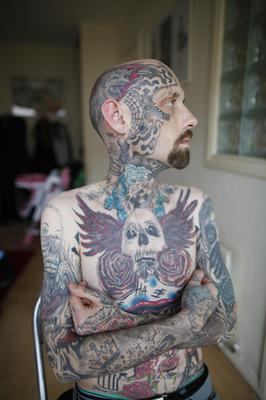 Tattoo Lover Taking Aim At Coffee Firm Kenco For Ad Linking Body Art To Gang Culture Belfasttelegraph Co Uk