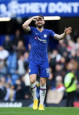 Giroud Joy At Extending His Chelsea Stay Belfasttelegraph Co Uk