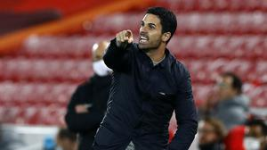 Liverpool Are The Level We Have To Reach Says Arsenal Boss Mikel Arteta Belfasttelegraph Co Uk