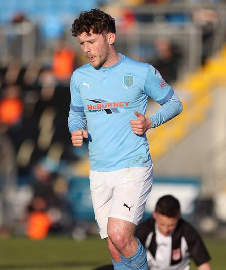 Shay McCartan continues fine form and Ross Redman turns on the style as  Ballymena reach Irish Cup semi-finals - BelfastTelegraph.co.uk