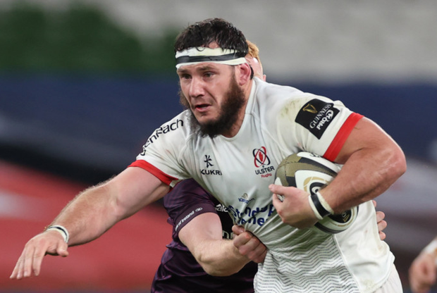 Marcell Coetzee is the best number eight in world rugby: Ulster back row  hailed ahead of PRO14 final - BelfastTelegraph.co.uk